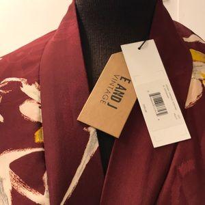 Elizabeth and James Jackets & Coats - A andj Vintage Kimono